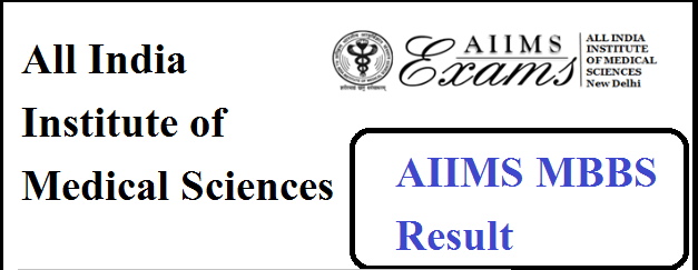 AIIMS MBBS Result