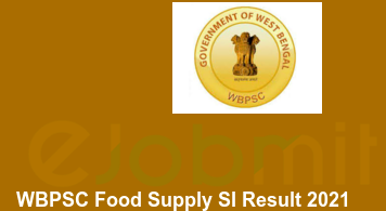 WB Food Supply SI Result